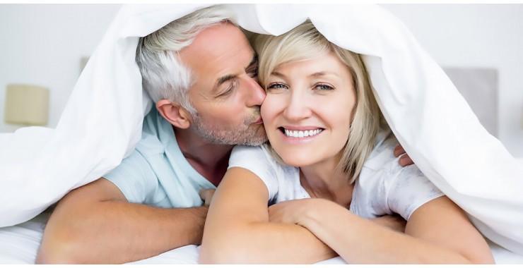Секс в среднем возрасте