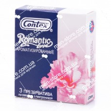 Презервативы Контекс романтик (Contex Romantic)