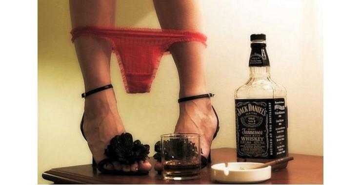 Как спиртные напитки влияют на секс